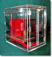 Clear Acrylic Balance Enclosure